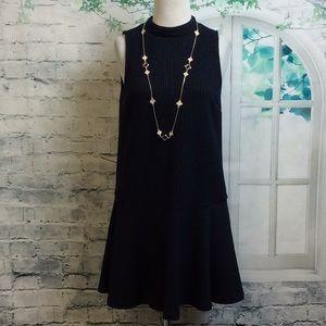 Dresses & Skirts - AT Loft Dress Navy MP